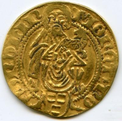 Guld gylden Philipp von Weinsberg 1469-1503