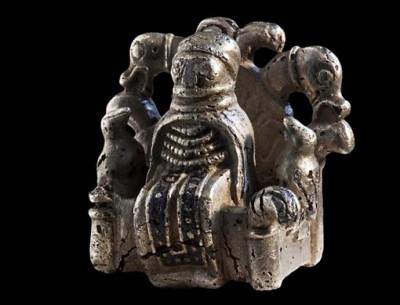 Odinfiguren fra Lejre fundet af Tommy Olesen