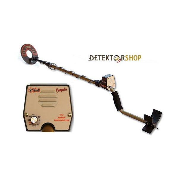 Storslåede Tesoro Compadre metaldetektor KD25