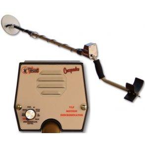 Fantastisk Leje metaldetektor - Detektorshop.dk DS94